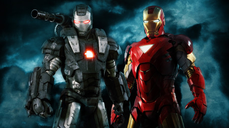 Iron Man 2 - War Machine e Iron Man