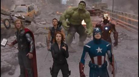 The Avengers - Formazione