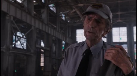 The Avengers - Harry Dean Stanton