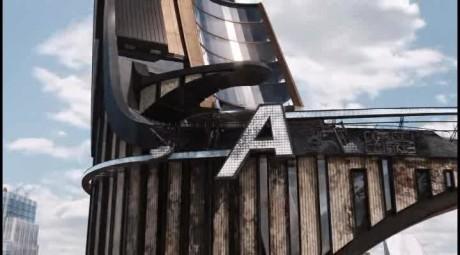 The Avengers - Quartier Generale Avengers