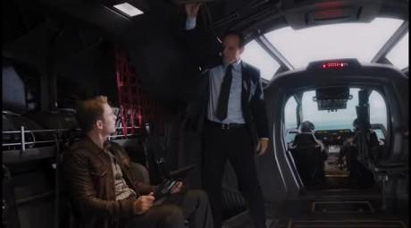 The Avengers - Siero di Erskine