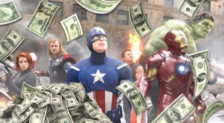 The Avengers - Soldi