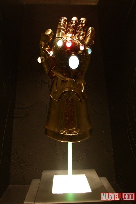 Thor 1- Guanto dell'Infinito