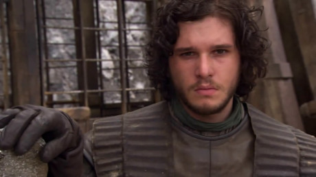 Game Of Thrones - Jon Snow Ygritte te la vuole dare
