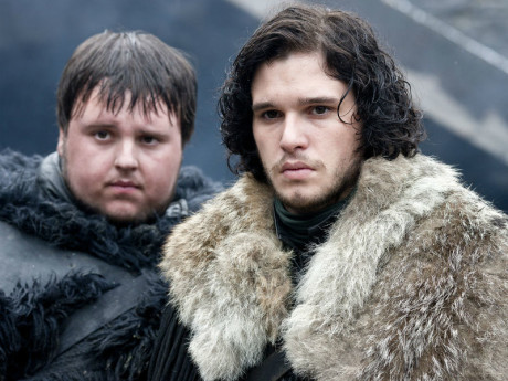 Game Of Thrones - Jon Snow puzzetta