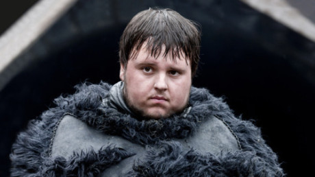 Game Of Thrones - Samwll Tarly