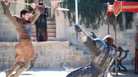 Game Of Thrones - Vipera Rossa contro la Montagna