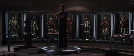 Iron Man 3 - Armature