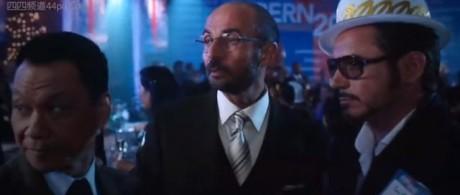 Iron Man 3 - Dottor Yinsen e Dottor Wu