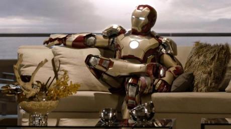 Iron Man 3 - Mark 42