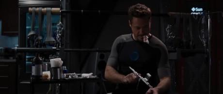 Iron Man 3 - Nanotecnologia