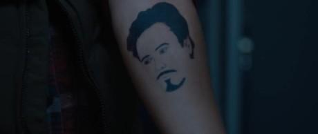 Iron Man 3 - Tattoo
