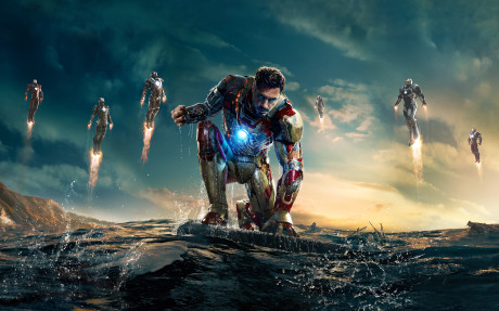 Iron Man 3 - intro