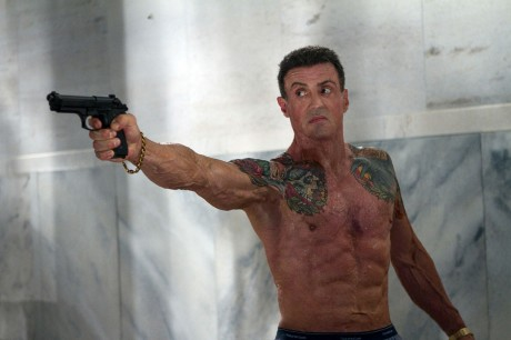 Jimmy Bobo - Bullet To The Head - Sylvester Stallone