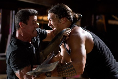 Jimmy Bobo - Bullet To The Head - Stallone Vs Momoa