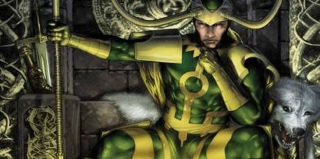 Loki sul trono
