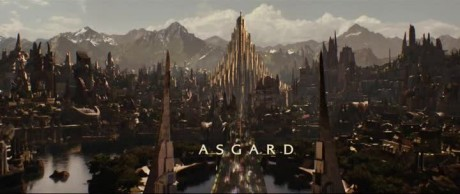Thor - The Dark World - Asgard