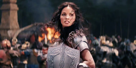 Thor - The Dark World - Lady Sif