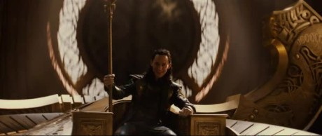 Thor - The Dark World - Loki sul trono