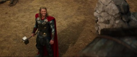 Thor - The Dark World - Thor nuovo costume
