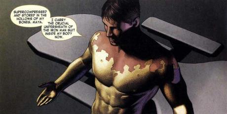 Tony Stark Extremis