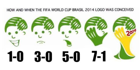 Mondiali 2014 - Brasile - Germania