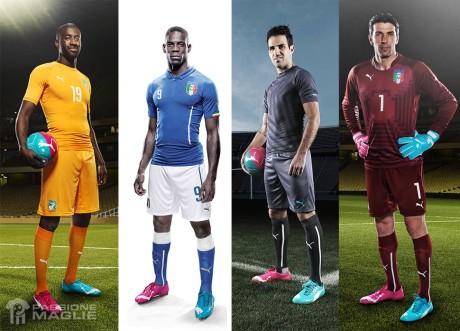 Mondiali 2014 - Scarpette bicolore