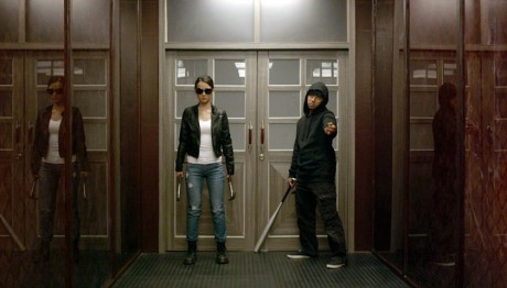 The Raid 2 - Berandal - Hammer girl e Basball boy