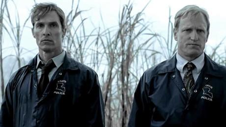 True Detective - Matthew McConaughey e Woody Harrelson