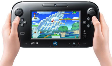 Wii U Game Pad Controller