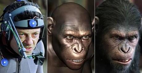 Apes Revolution - Il Pianeta Delle Scimmie - Andy Serkis