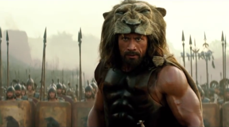 Hercules - Il Guerriero - Dwayne The Rock Johnson