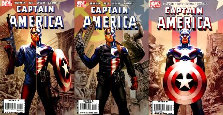 Bucky è Capitan America