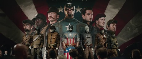 Captain America - The Winter Soldier - Howling Commandos