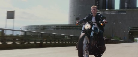 Captain America - The Winter Soldier - Motocicletta