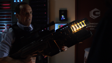 Agents Of S.H.I.E.L.D. - Coulson e la Destroyer Gun