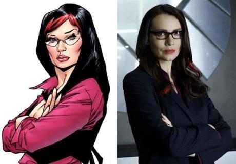 Agents Of S.H.I.E.L.D. - Victoria Hand