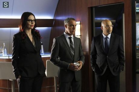 Agents Of S.H.I.E.L.D. - Victoria Hand, Jasper-Sitwell, Agente Blake