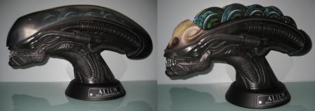 Alien - Testa