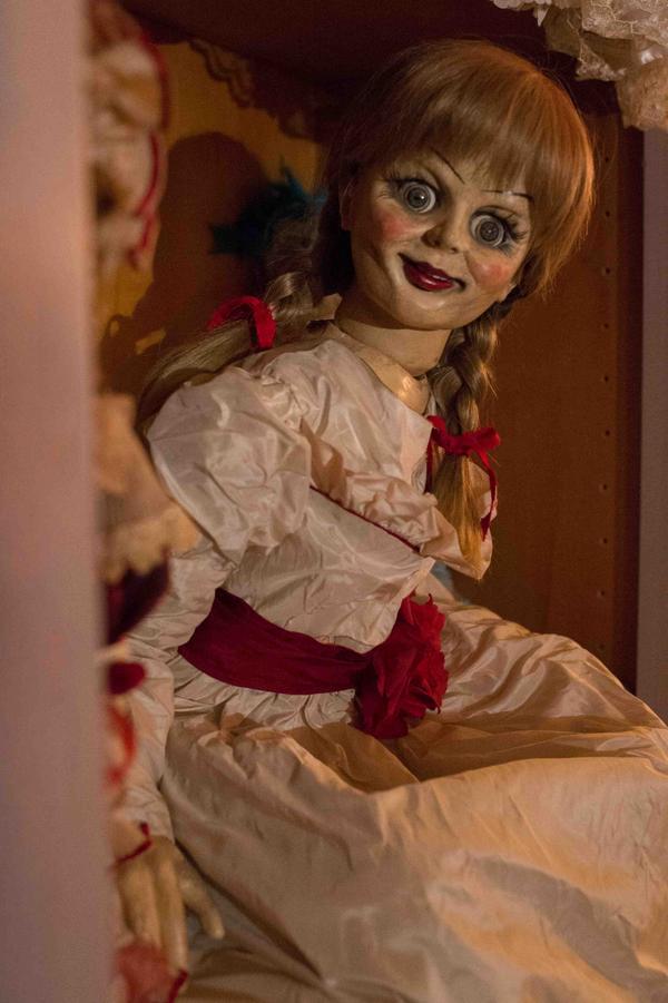 Annabelle - La bambola orribile