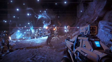 Destiny - Grafica gameplay