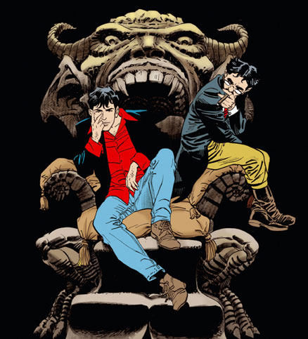 Dylan Dog - Nuovo Ciclo