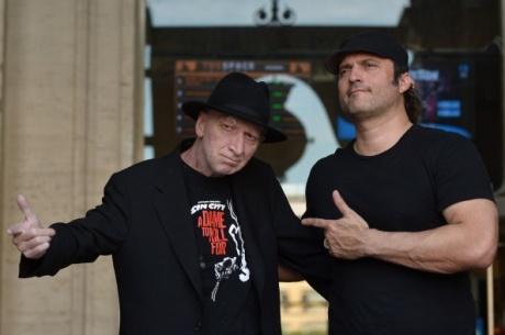 Frank Miller e Robert Rodriguez