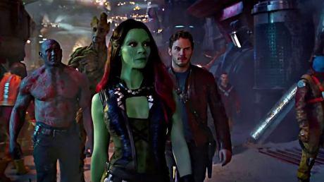 Guardiani Della Galassia - Gamora