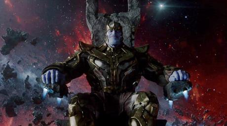 Guardiani Della Galassia - Thanos