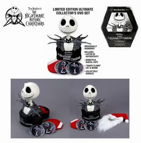 ... Nightmare Before Christmas – Limited Edition Ultimate Collector's
