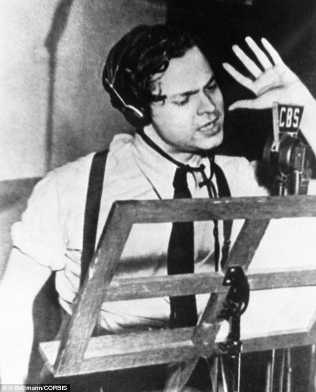 Orson Welles - La Guerra Dei Mondi