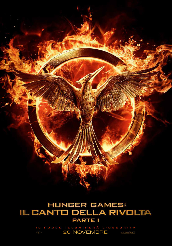 Hunger Games - Il Canto Della Rivolta - Pate I