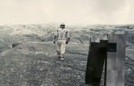 Interstellar - Robot Tars