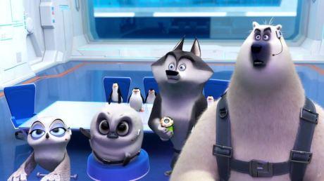 I Pinguini Di Madagascar - I nuovi personaggi